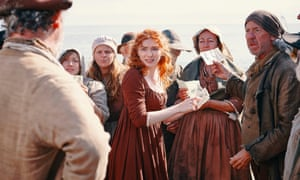Demelza takes care of Cornwall.