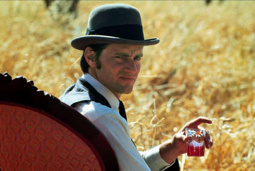 Sam Shepard in Days of Heaven.