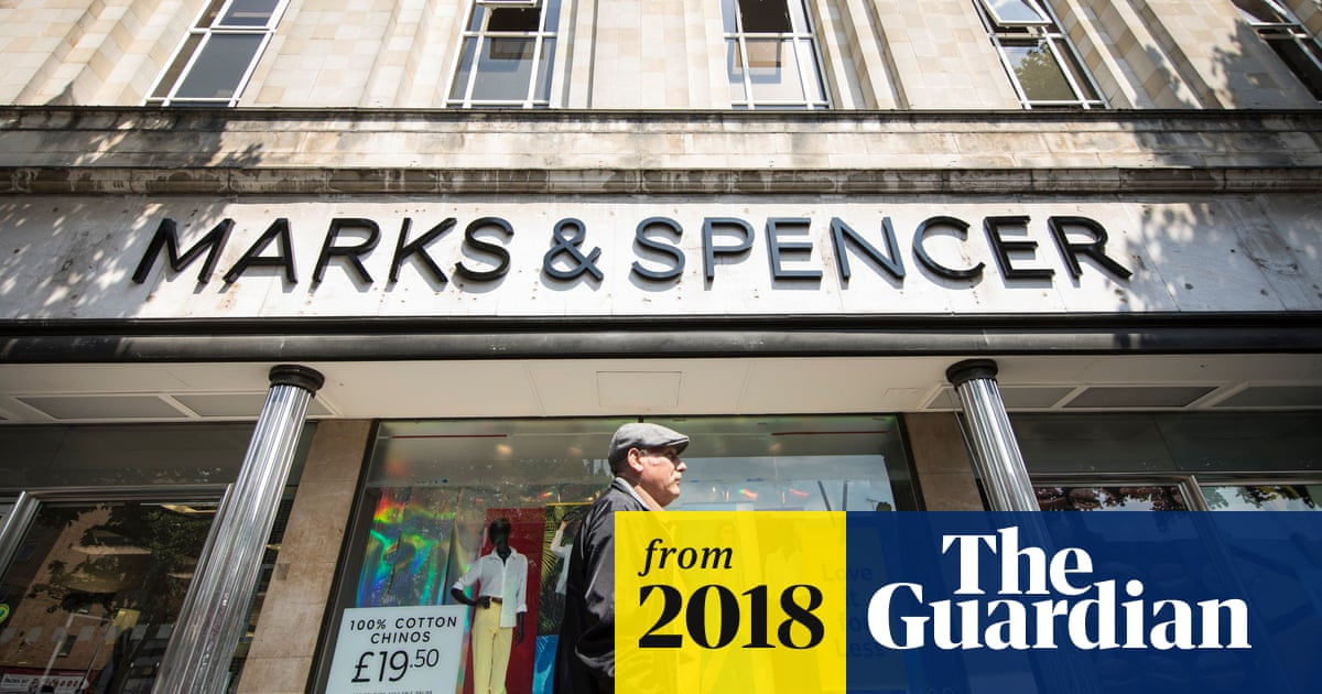 5457a5e83e Seven reasons why Marks & Spencer is in trouble | Business | The ...