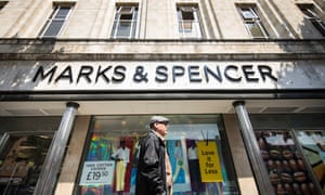 Marks & Spencer on Holloway Road, London.