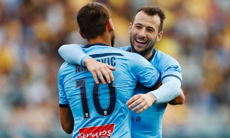 A-League returns with a coronation, but could end with a free-for-all   Jonathan Howcroft