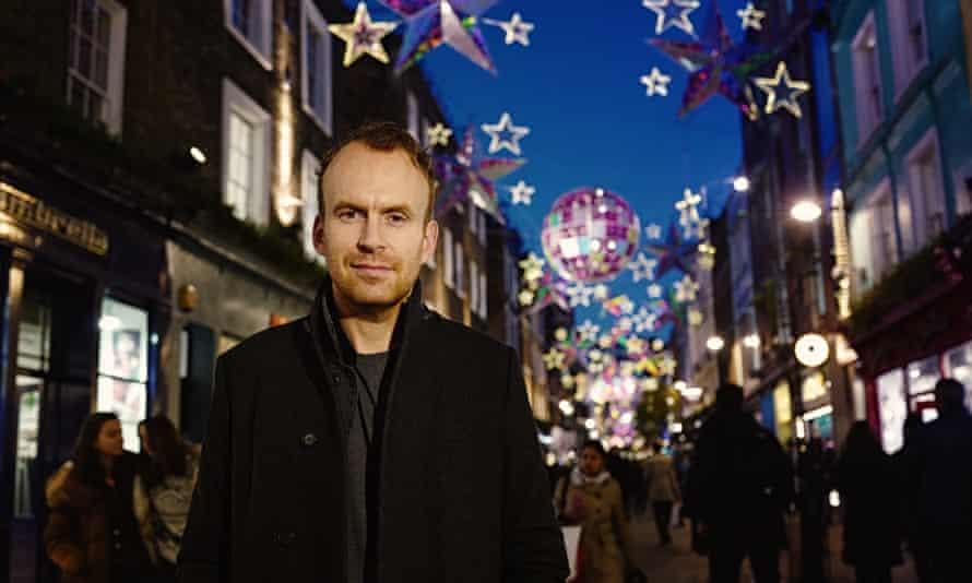 Novelist Matt Haig