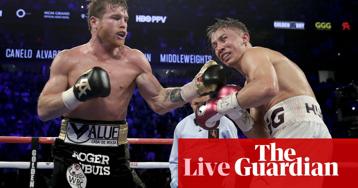 Did everyone lose on canelo ggg bets nba finals betting odds 2021