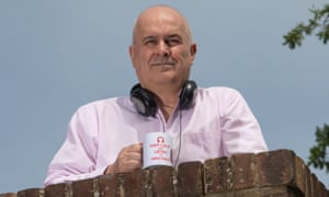 Kindly, intelligent albeit Tory persona ... Iain Dale.