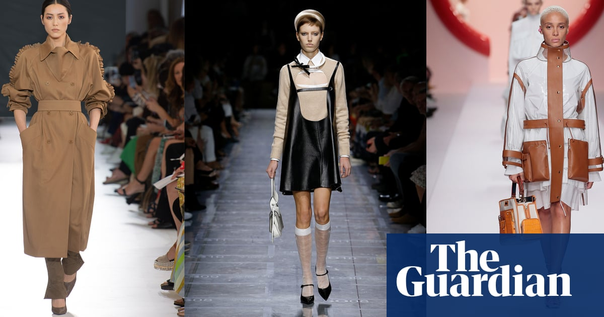 93b123f66645 10 of the key shows from Milan fashion week – in pictures