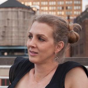 Kimberly Reed, the director of Dark Money.