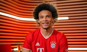 Leroy Sané: 'I want to win as many trophies as possible with Bayern, and the Champions League is the top priority.'