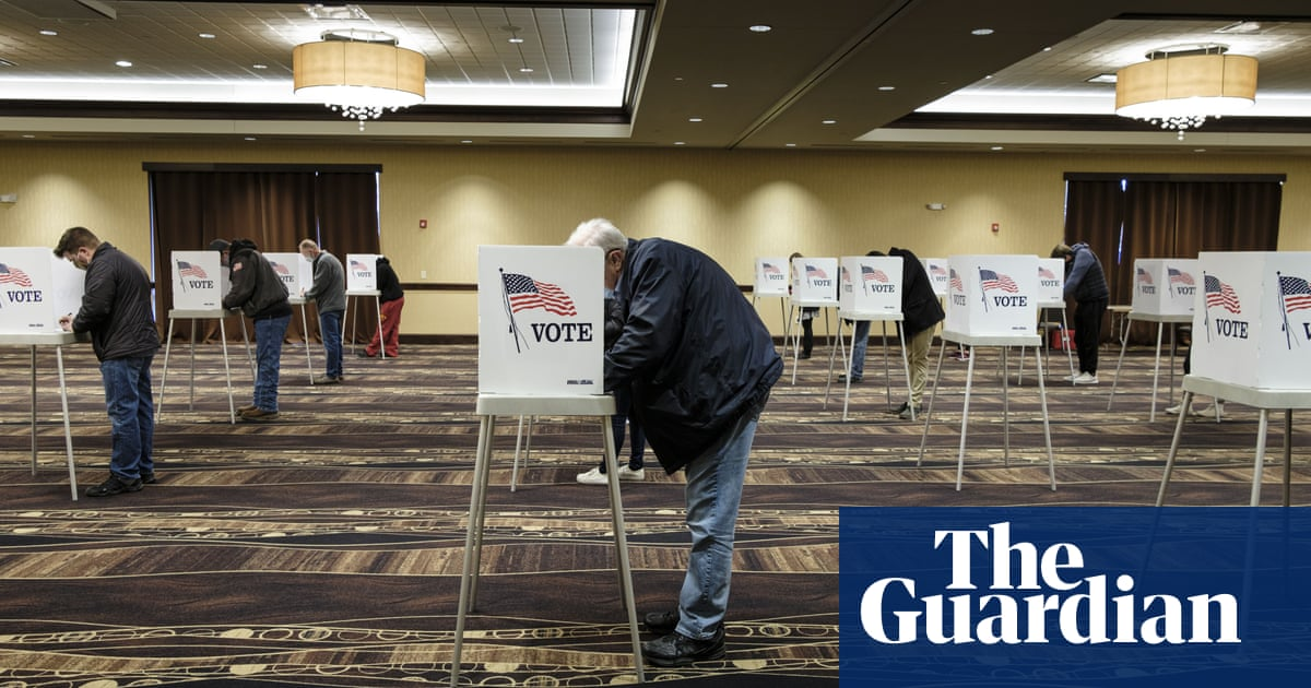 Republicans considering more than 100 bills to restrict voting rights