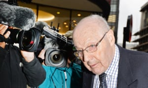 As a case study, the hearings will focus on the diocese of Chichester where 15 clergy, including the former bishop of Lewes Peter Ball, above, have been convicted of child sexual offences.