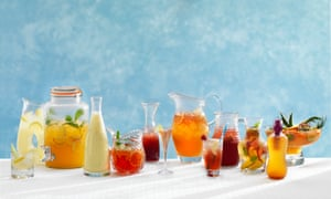Summer cocktails: 10 party drinks for a crowd | Food | The Guardian