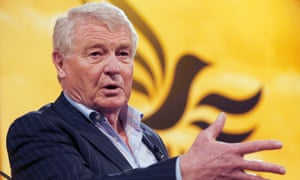 Paddy Ashdown, the former leader of the Liberal Democrats, who died last week.