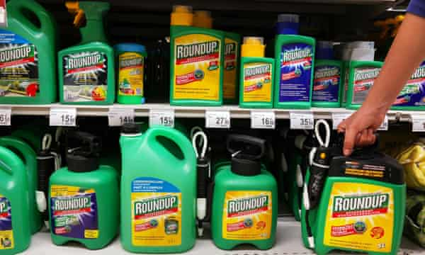 Glyphosate is best known as the main ingredient in Monsanto's Roundup brand weedkiller.