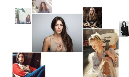 Courtney Marie Andrews, Carole King, Julie Byrne, Joni Mitchell, Patti Smith, Laura Marling and Emmylou Harris.