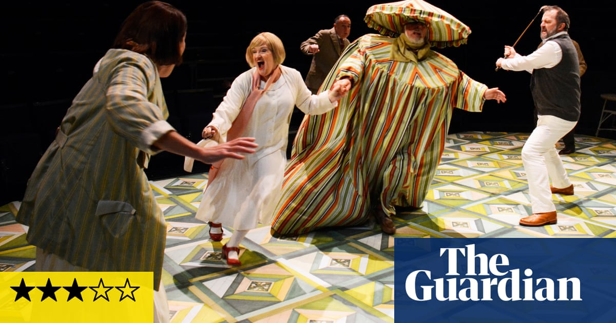The Merry Wives review – carry on, Falstaff | Stage | The