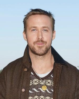Ryan Gosling: or Reynolds, whichever.