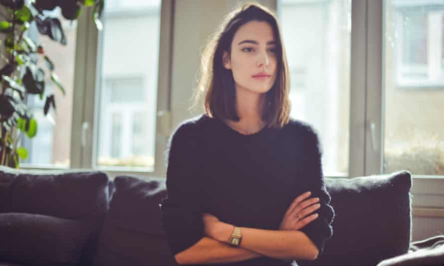 Amelie Lens ... in-demand minimal techno producer.