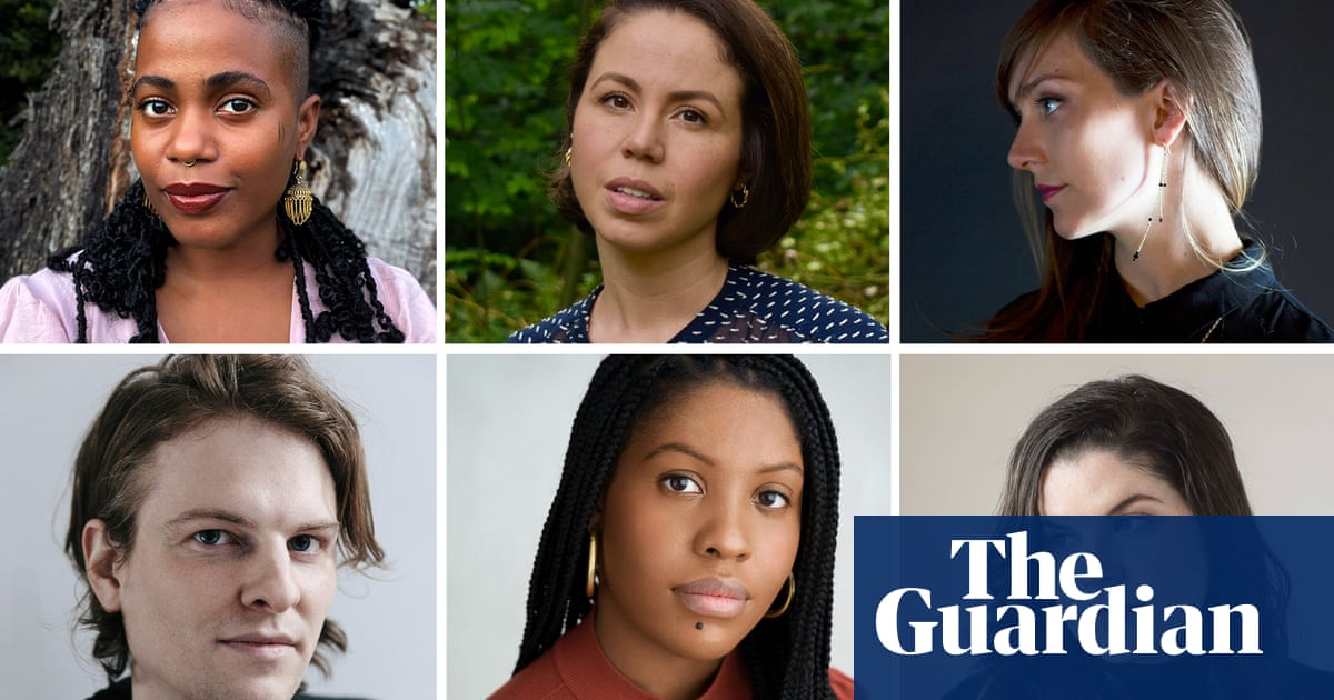 Debut authors dominate on 'extraordinary' Dylan Thomas prize shortlist