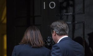 Back at Number 10. The polls had got the 2015 general election wrong.