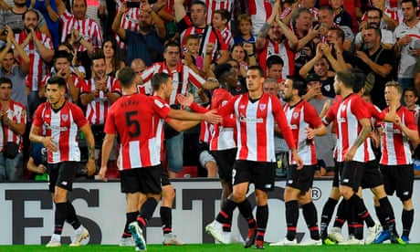 Spain looks north as Sociedad and Athletic take giants to the wire