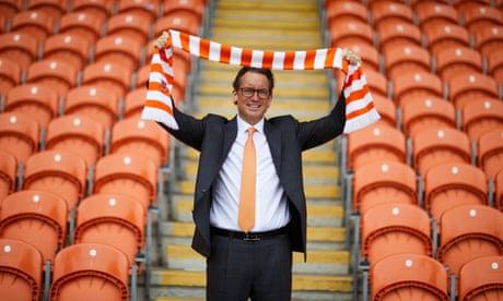 Blackpool owner Simon Sadler: 'I think clubs will go like dominoes'