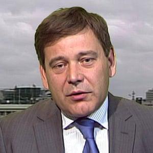 Andrew Bridgen MP.