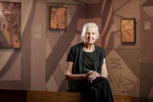 Australian artist Helen Maudsley