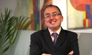 Stephen Bubb<br>Chief Executive of Association of Voluntary Organisations