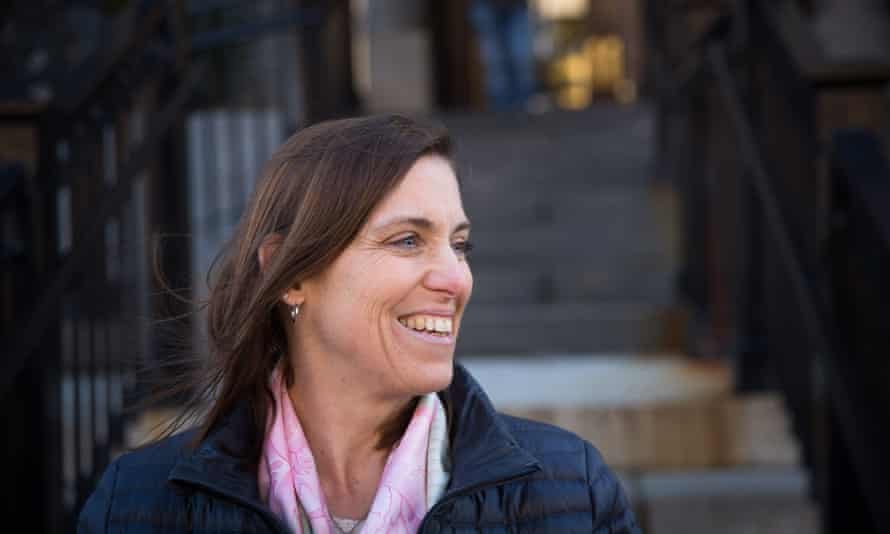 Brought into focus: director Mary Mazzio in Boston while filming I am Jane Doe.