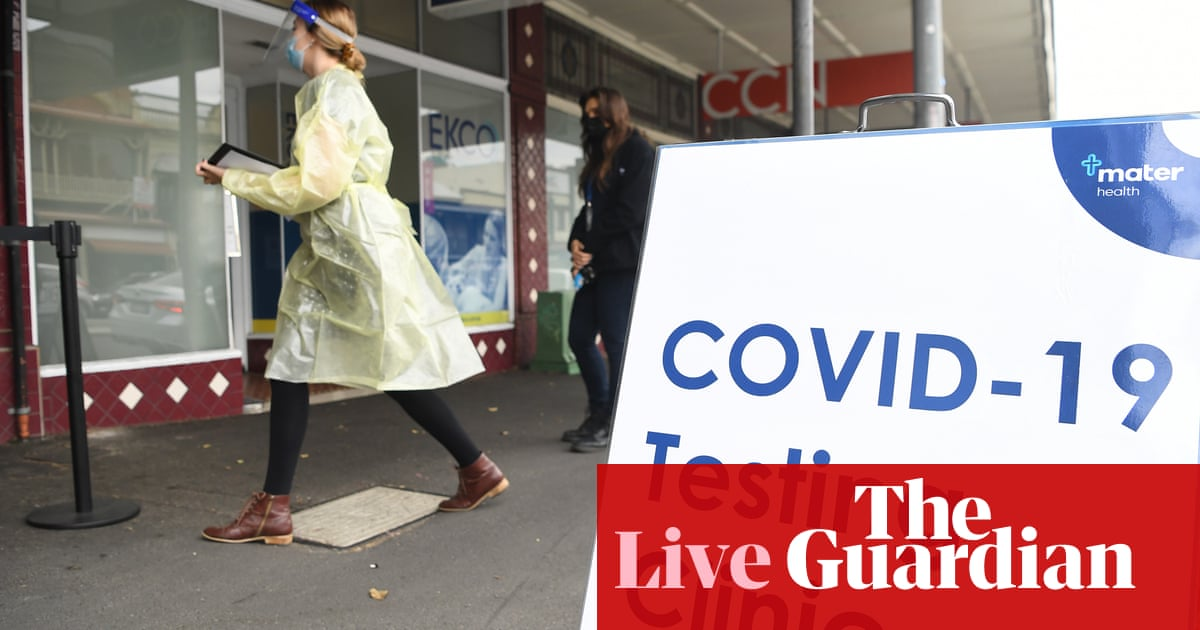 Australia politics live: four states on edge as Covid cases rise and bold plan for vaccination providers flagged