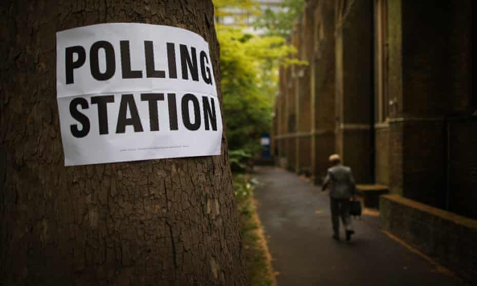 Two thirds of the electorate did not vote for the government.