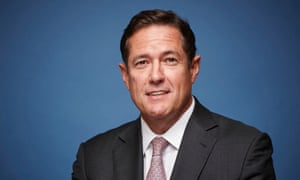 Barclays bank CEO Jes Staley.