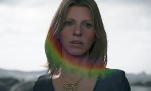 Cult figure … Lindsay Wagner plays the US president in Death Stranding.