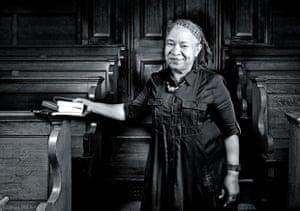 Joan Anim-Addo, professor of Caribbean literature and culture at Goldsmiths, University of London