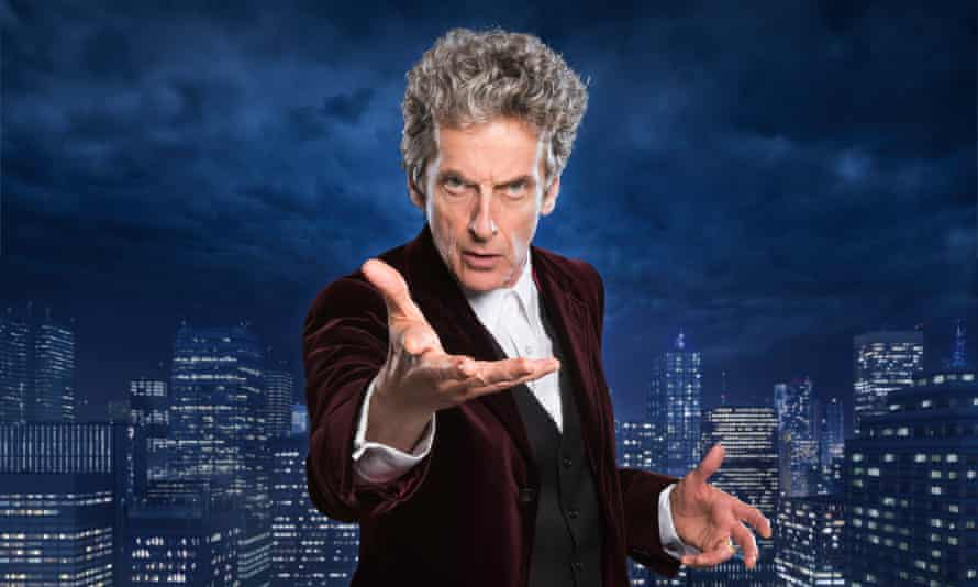 'What a wasted opportunity by the BBC' … Capaldi will return as Doctor Who for a final season before his joint swansong with Steven Moffat in December.