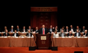 Donald Trump Economic Club