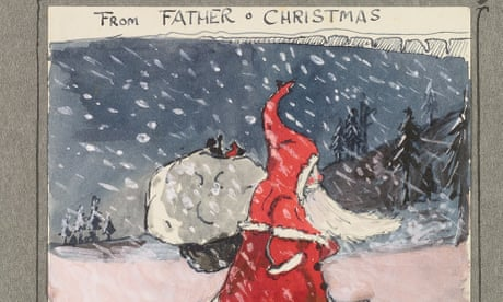 From the north pole to Middle-earth: Tolkien's Christmas letters to his children