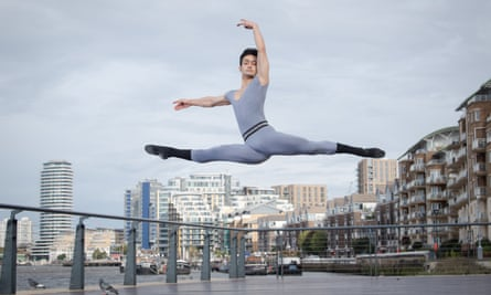 Kamal Singh: Bollywood stars backed his funding effort after he was accepted by the English National Ballet School.