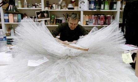 La Danse, Wiseman's 2009 documentary about the Paris Opera Ballet