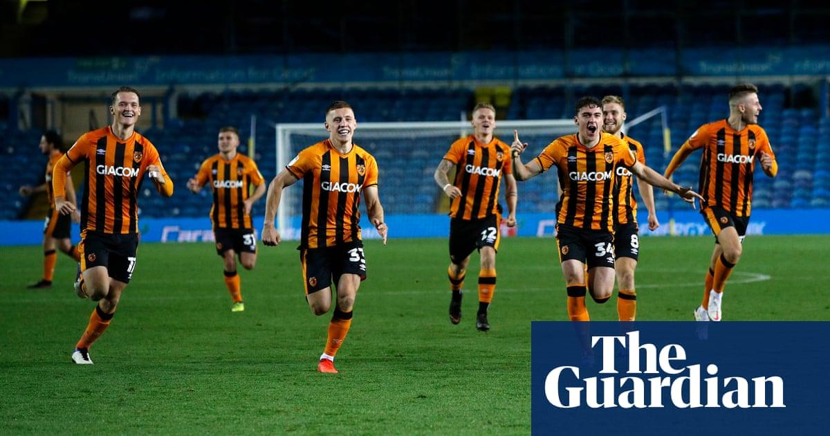 Carabao Cup roundup: Bielsa accepts blame  after Hull stun Leeds in shootout