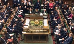 A little less conversation … Greg Clark says parliament must make progress