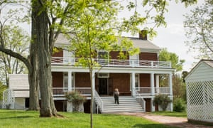 The McLean House in the Appomattox Court House national historic park is the site of the surrender of the Confederate army in 1865.
