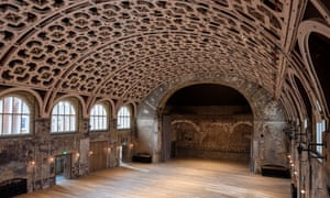 Revelling in the rich patina of its history … Battersea Arts Centre.