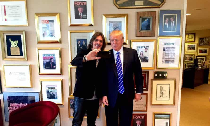 Ernie Boch Jr Donald Trump
