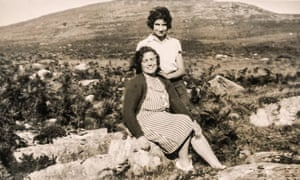 Ursula Cohn on Dartmoor, 1939
