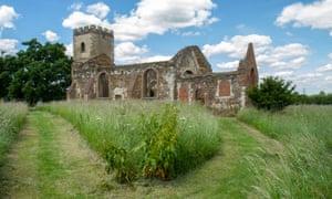 All Saints church in Ridgmont, Bedfordshire