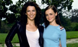 Lorelai and Rory Gilmore back in their pomp.