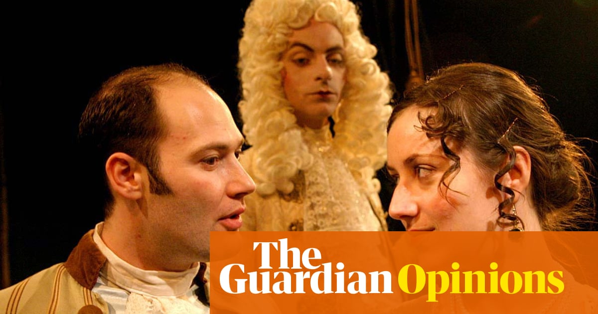 I've been cast as a bitchy theatre critic – it's a role I couldn't turn down