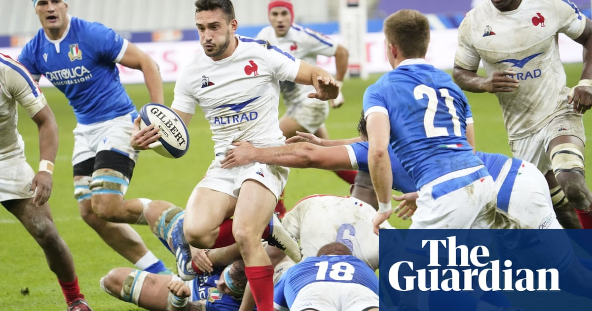 England face Autumn Nations Cup final mismatch against depleted France