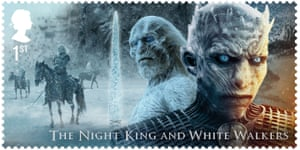The Night King and White Walkers