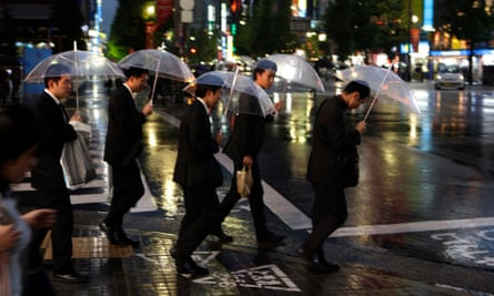 The egalitarian ethic runs deep in Japanese corporate culture, with CEO pay much lower than in the US and UK.